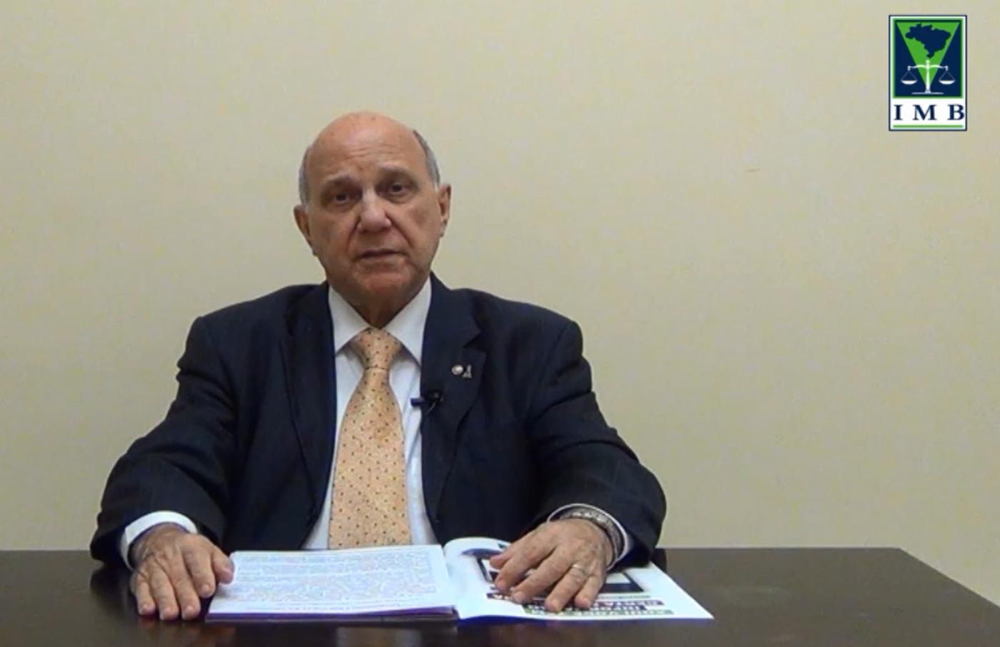 Desembargador Roberto Guimarães - Mensagem de Final de Mandato