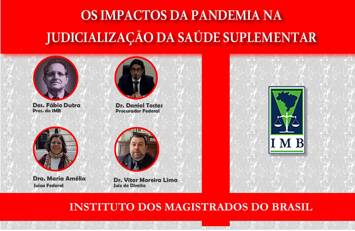 Os impactos da Pandemia na Judicialização da Saúde Suplementar