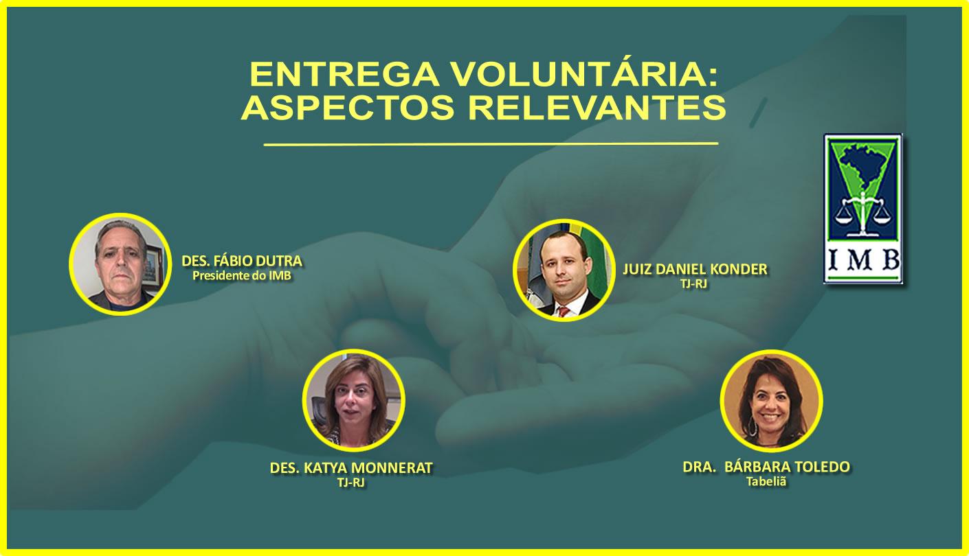 Entrega Voluntária