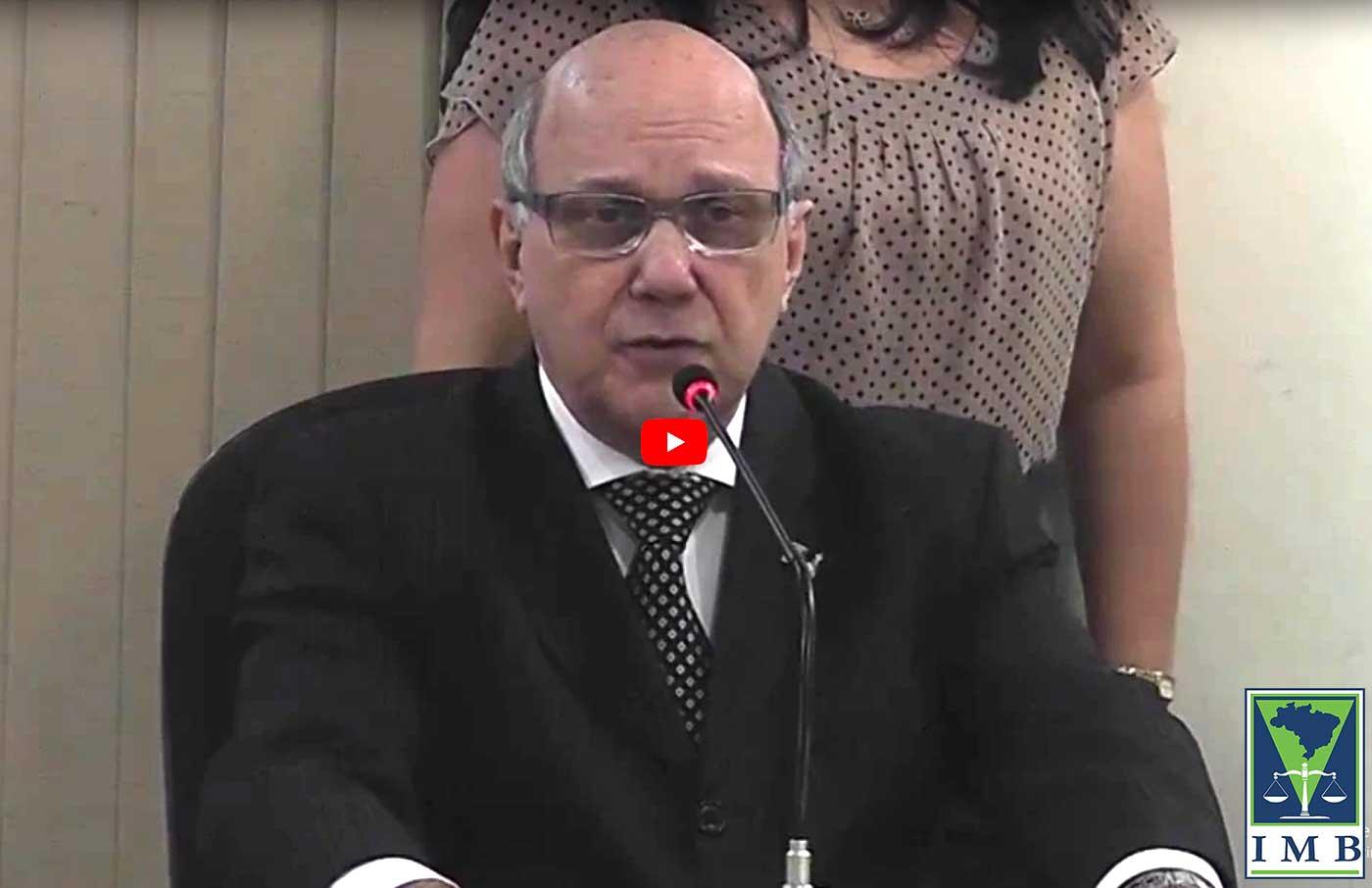 Tema: Diálogo sobre o novo CPC - Palestra ao vivo do dia 23 de Junho de 2015