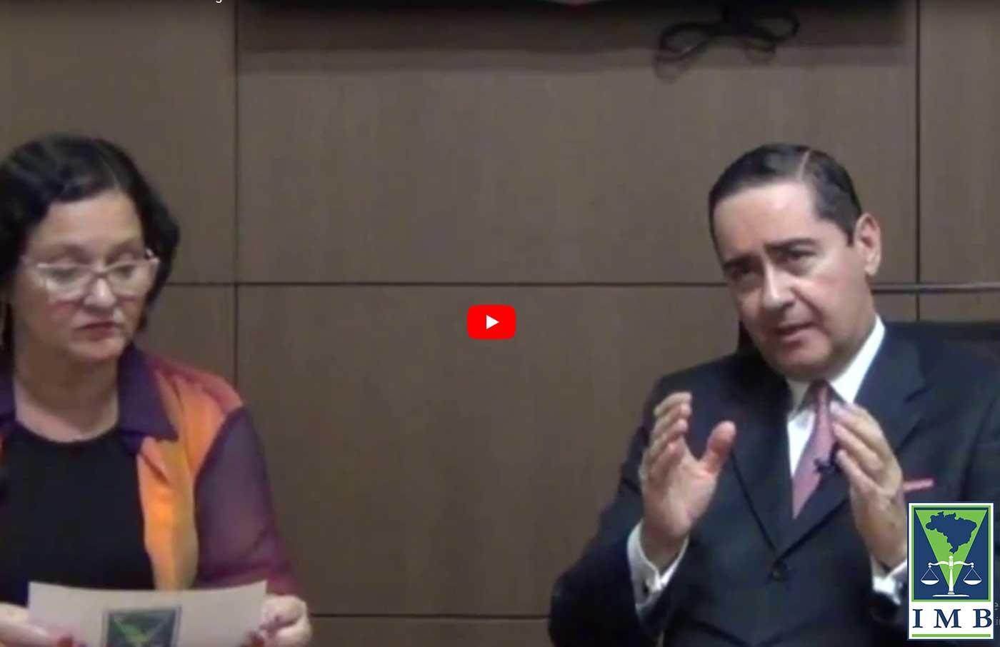Presidência do TRF 4ª Região - Conversa com o IMB