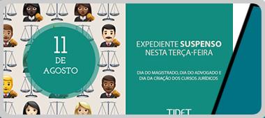11 de agosto: Dia do Magistrado, do Advogado e da Criação dos Cursos Jurídicos no Brasil