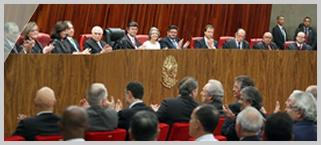 Ministro Luiz Fux toma posse como presidente do TSE
