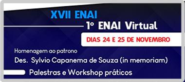 XVII ENAI será o primeiro virtual da história da Abami