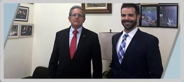 IMB tem novo Associado: Juiz Eric Scapim, do TJRJ