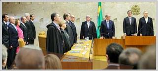 IMB presente na abertura do Ano Judici�rio no STF