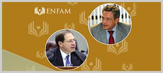Ministros do STJ tomam posse como membros do Conselho Superior da Enfam
