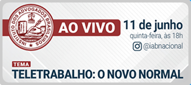 "Live do IAB: ""Teletrabalho: o novo normal"""