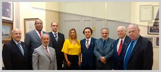 Reuni�o da Diretoria do IMB