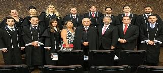 TJ empossa 12 juízes e reforça prestação jurisdicional em Alagoas