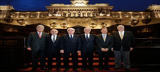 Abertura do Ano Judiciário e Posse do Conselho Superior da Magistratura no TJSP com transmissão on line