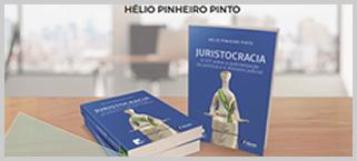 Juiz Hélio Pinheiro lança livro na Esmal