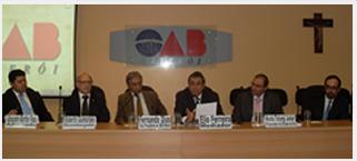 Debate na OAB Niter�i sobre o novo CPC